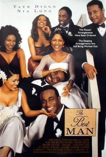 The Best Man (1999 film) poster