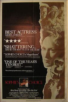 Sophie's Choice1