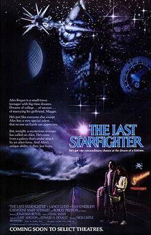 Last starfighter post