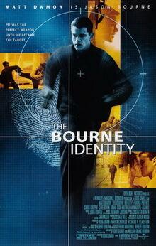 Bourne Identityfilm
