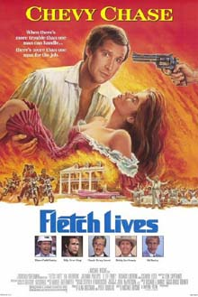 Fletch Lives movie poster
