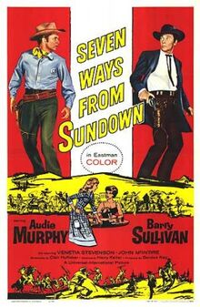 Poster of the movie Seven Ways from Sundown