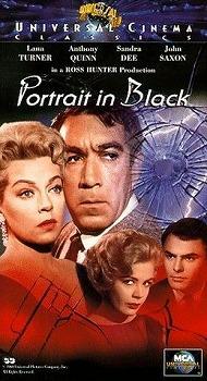 Portrait in Black 1960