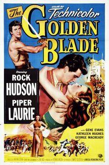 The Golden Blade FilmPoster
