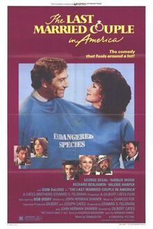 Poster of the movie The Last Married Couple in America