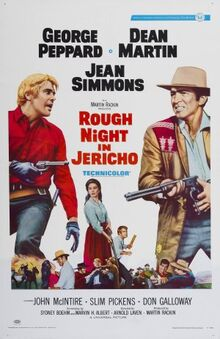 Poster of the movie Rough Night in Jericho