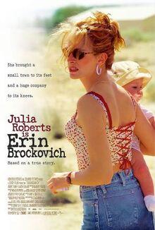 Erin Brockovich (film poster)