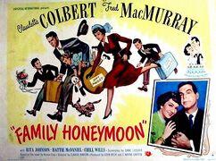 Familyhoneymoon poster