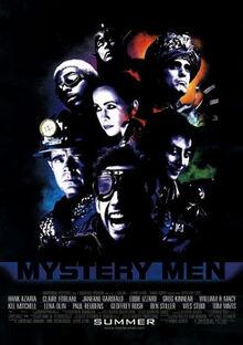 Mystery Men film poster