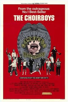 The Choirboys FilmPoster
