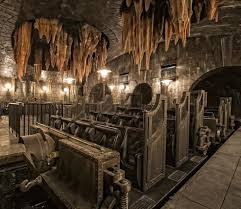 File:Universal Studios Harry Potter & the Escape from Gringotts Roller Coaster Cars.jpg