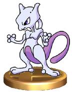 Mewtwo Trophy