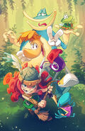 Rayman legends by saiyagina-d6o6xi2