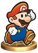 Paper Mario Trophy