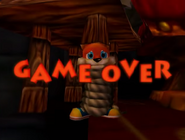 Conker Game Over