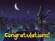 Anime Mewtwo Congratulations