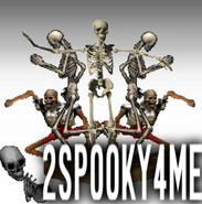 2Spooky4Me