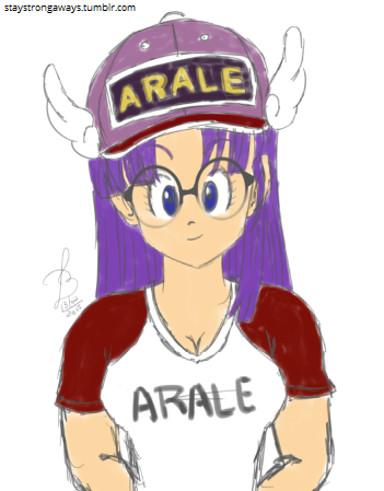 File:Adult Arale.png