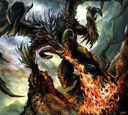 Hades dragon