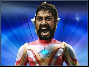 Ultraman Sparta