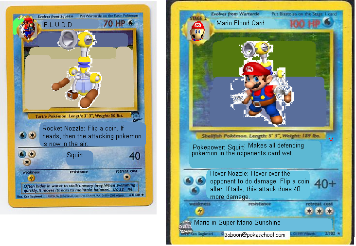 Super Mario Brothers Trading Card Game Unmariowiki