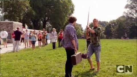Unnatural History Javelin Throw