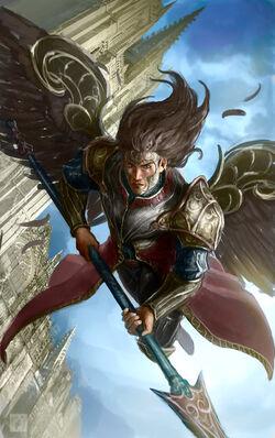 Archangel incarnate