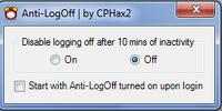 Anti-LogOff