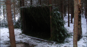 Longterm Winter Survival Shelter