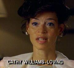 Cathy loving