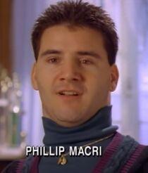 Phillip Macri