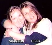 Shannon and Terry reunited