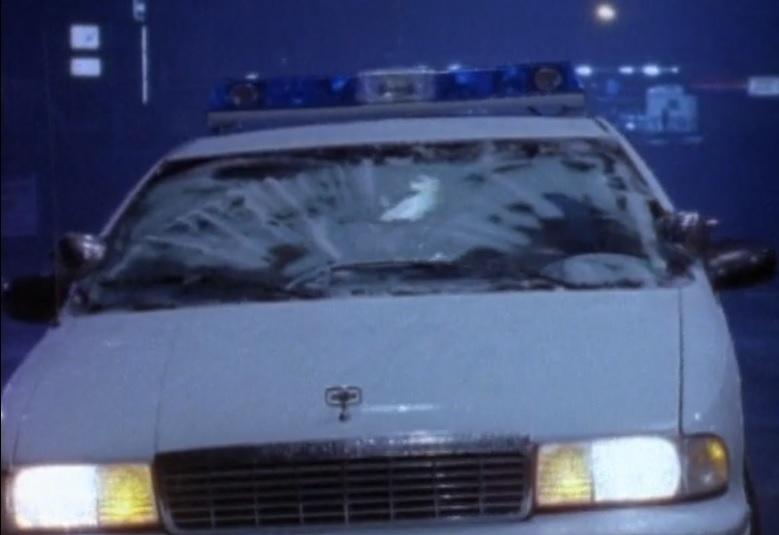 The blob3 car windshield