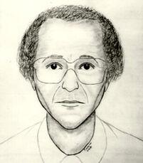 Richard Aderson homicide suspect sketch