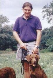 Chris eschenberg and oscar