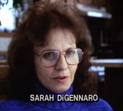 Sarah digennaro