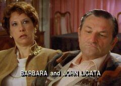 Barbara and john licata