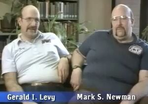Mark newman and gerald levy