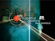 City Confidental Title Screen