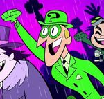 The Riddler (Earth Five)