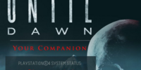 Until Dawn: Your Companion