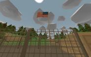 Paradise Point - US flag 1