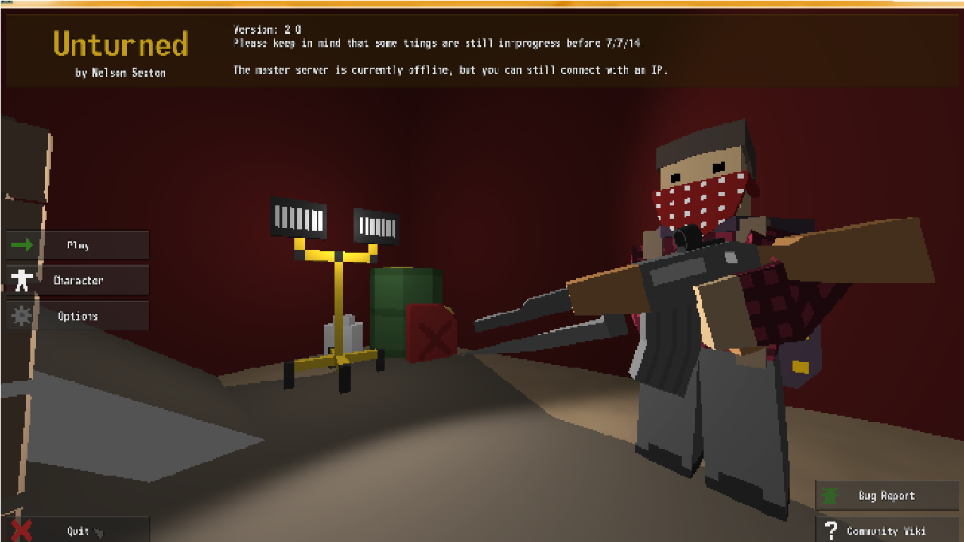 How To Chat In Unturned -