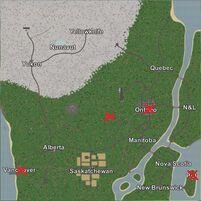 Canada Map-0