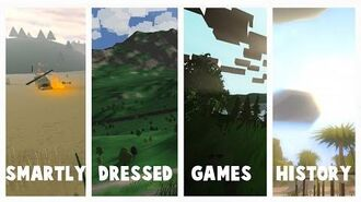 The History of Nelson Sexton and Smartly Dressed Games Unturned