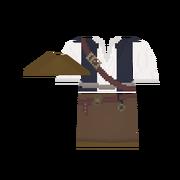 Swashbuckler-Outfit