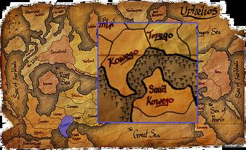 Kowego map copy