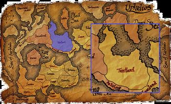 Tantland map copy