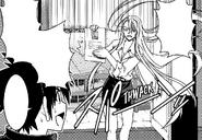 Touta receives a job from Yukihime