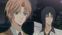 Yuki and kanata